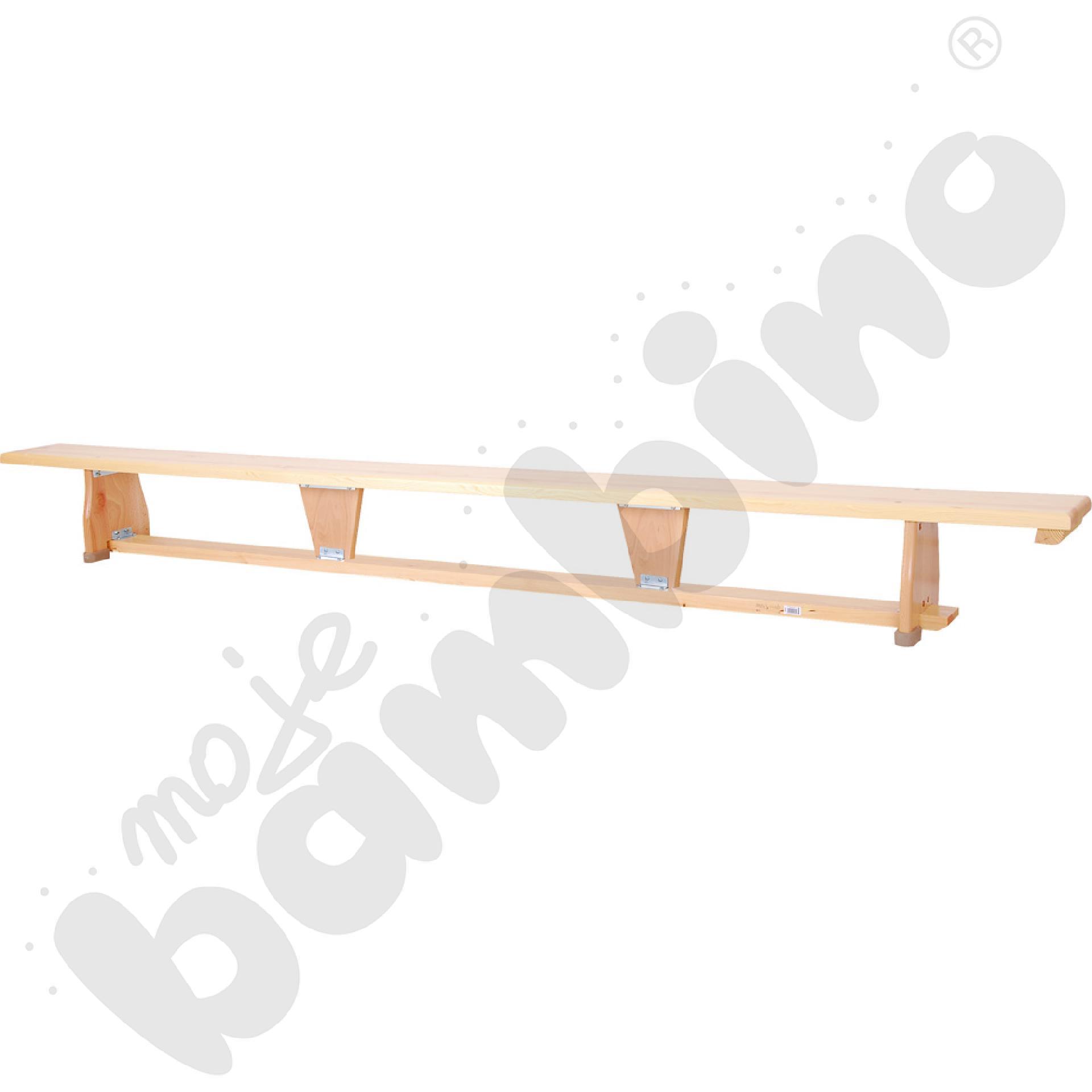 Ławka gimnastyczna 4 m
