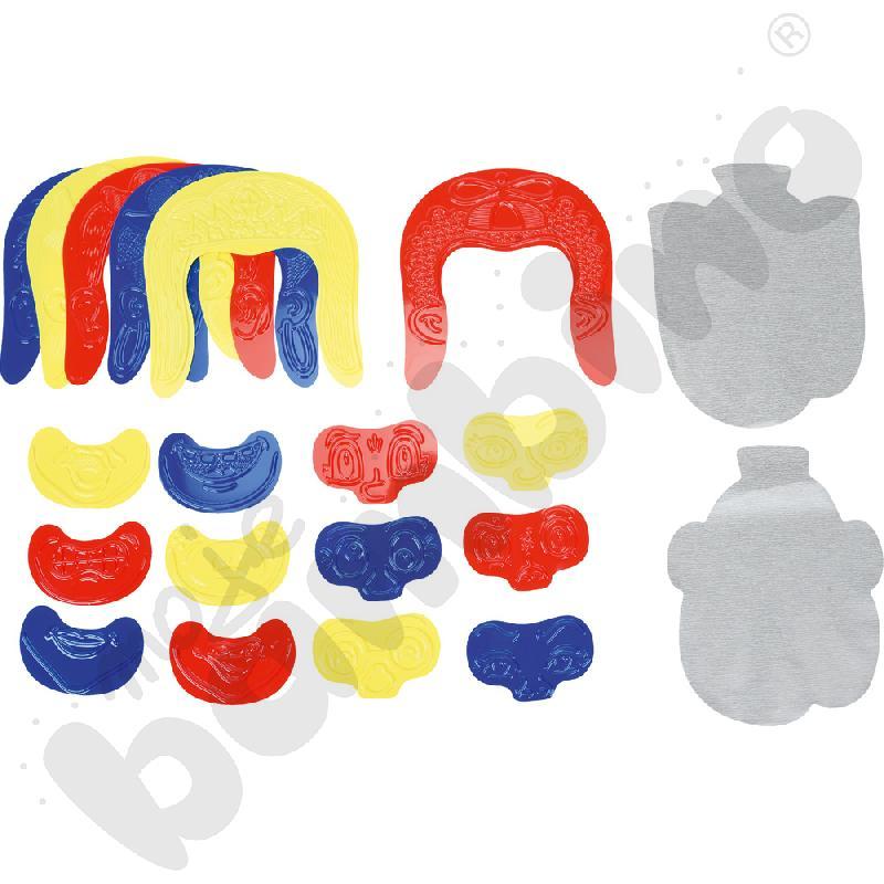 Szablony do rysowania twarzy