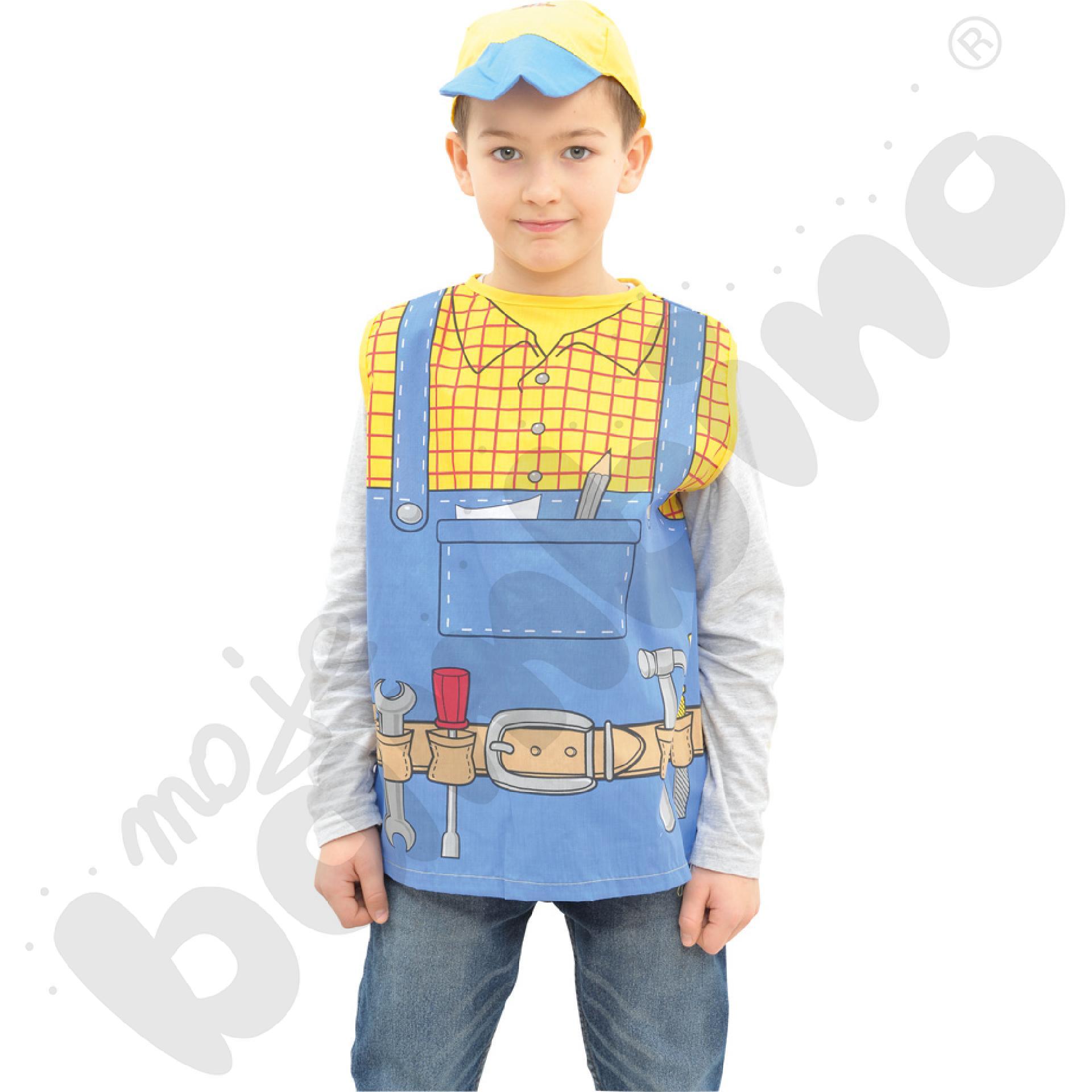 Mały inżynier - kostium