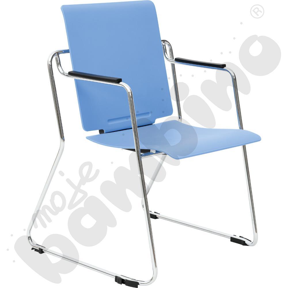 Krzesło-stolik Rotto 2w1 -...
