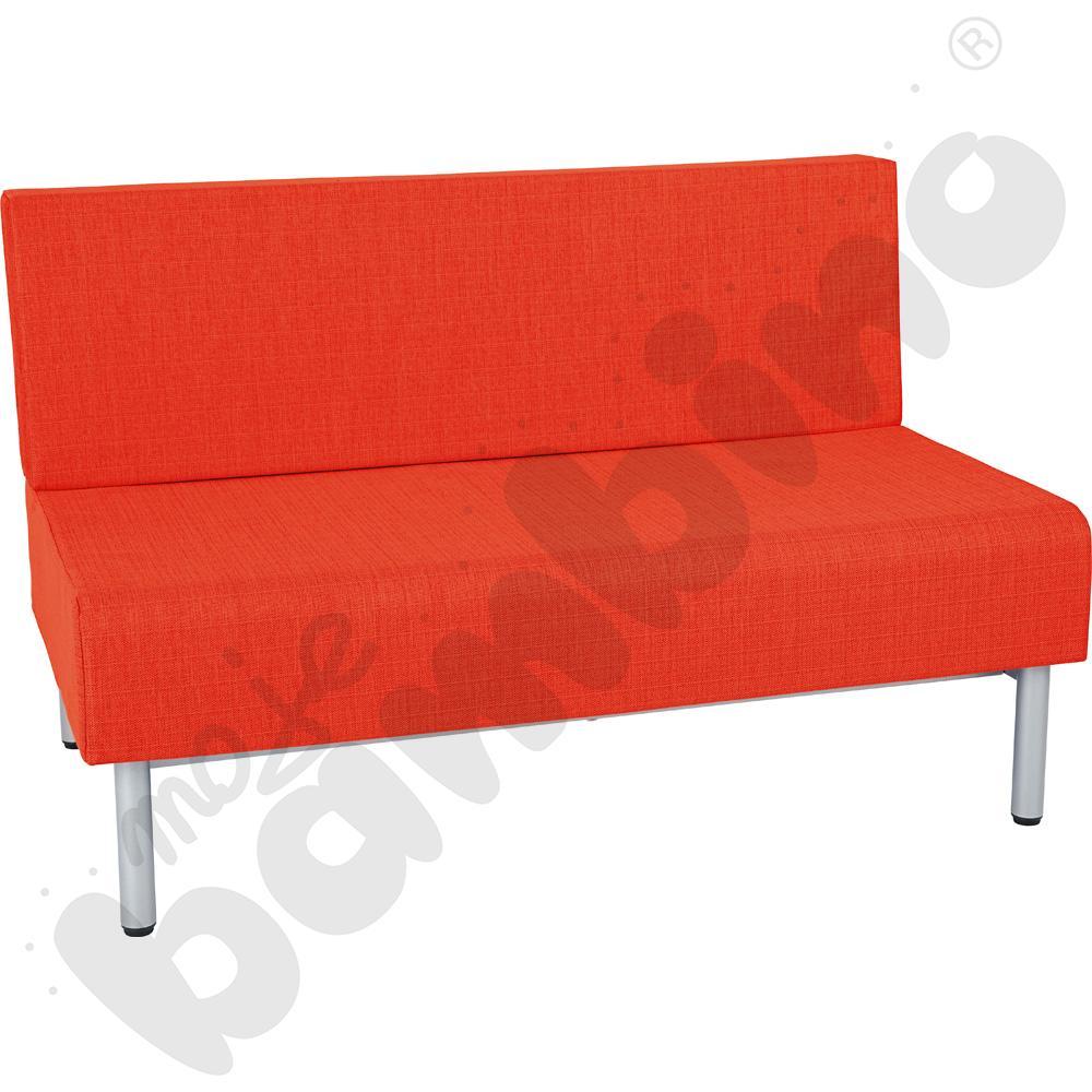 Fotel Inflamea 1, 2 os. - pomarańczowy