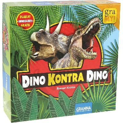 Dino kontra Dino - gra