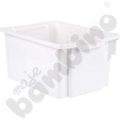 Pojemnik duży 3 biały