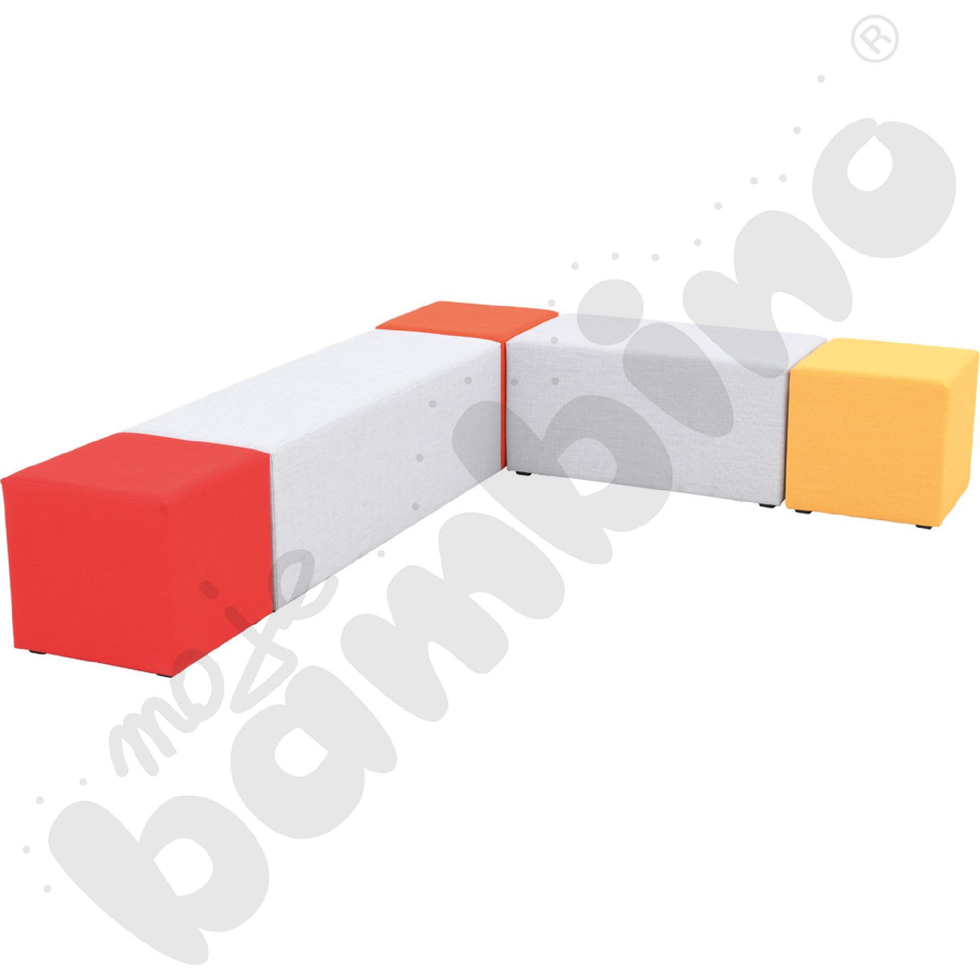 Inflamea 1 - zestaw puf 1