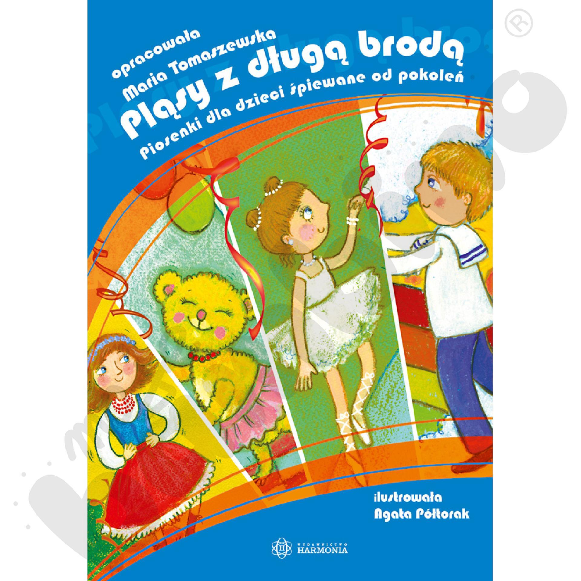 Pląsy z długą brodą – Piosenki dla dzieci śpiewane od pokoleń
