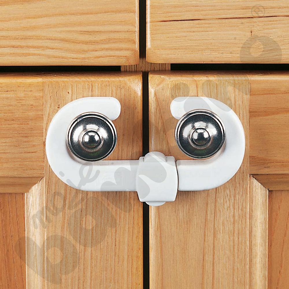 Zabezpieczenie do drzwiczek 2