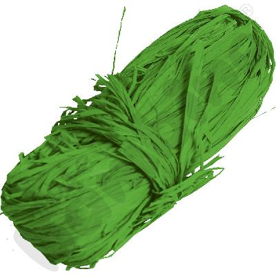 Rafia naturalna zielona