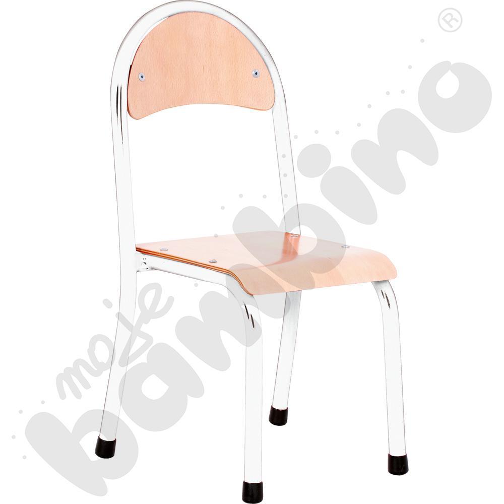 Krzesło P rozm. 1 srebrne