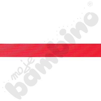Tektura falista 50 x 70 cm czerwona