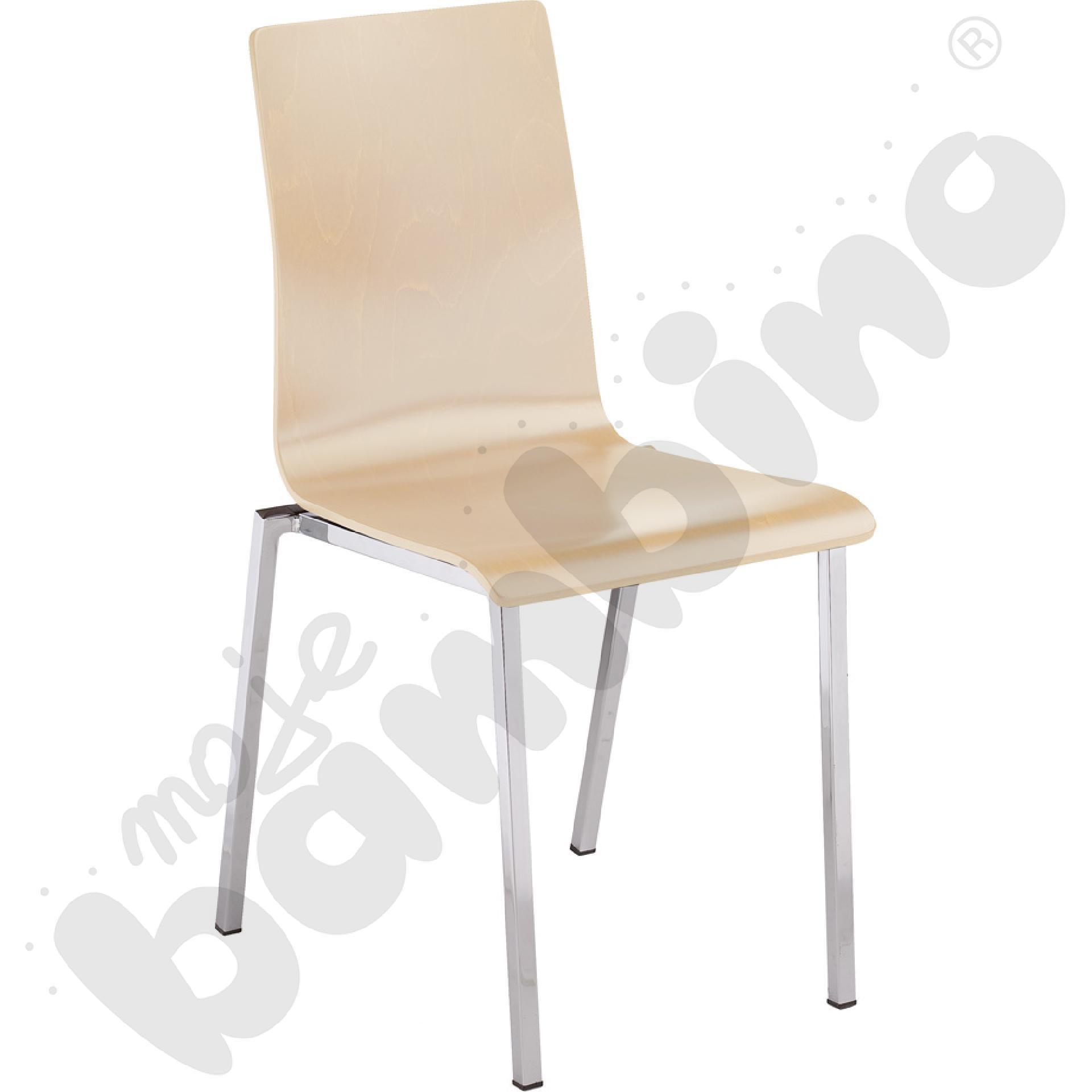 Krzesło Squerto chrome