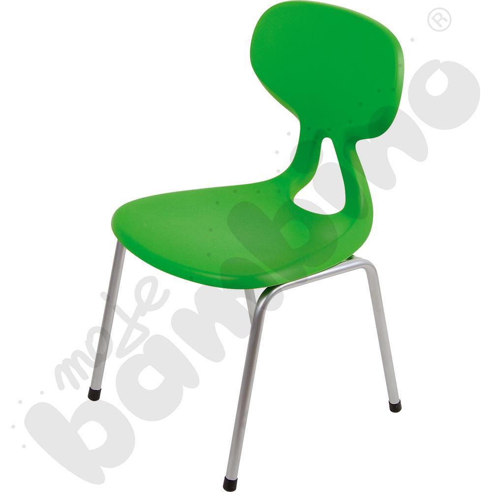 Krzesło Colores rozm. 4 zielone