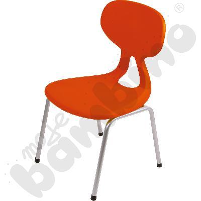 Krzesło Colores rozm. 5 czerwone
