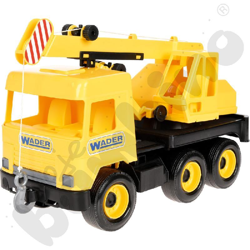 Dźwig Middle Truck
