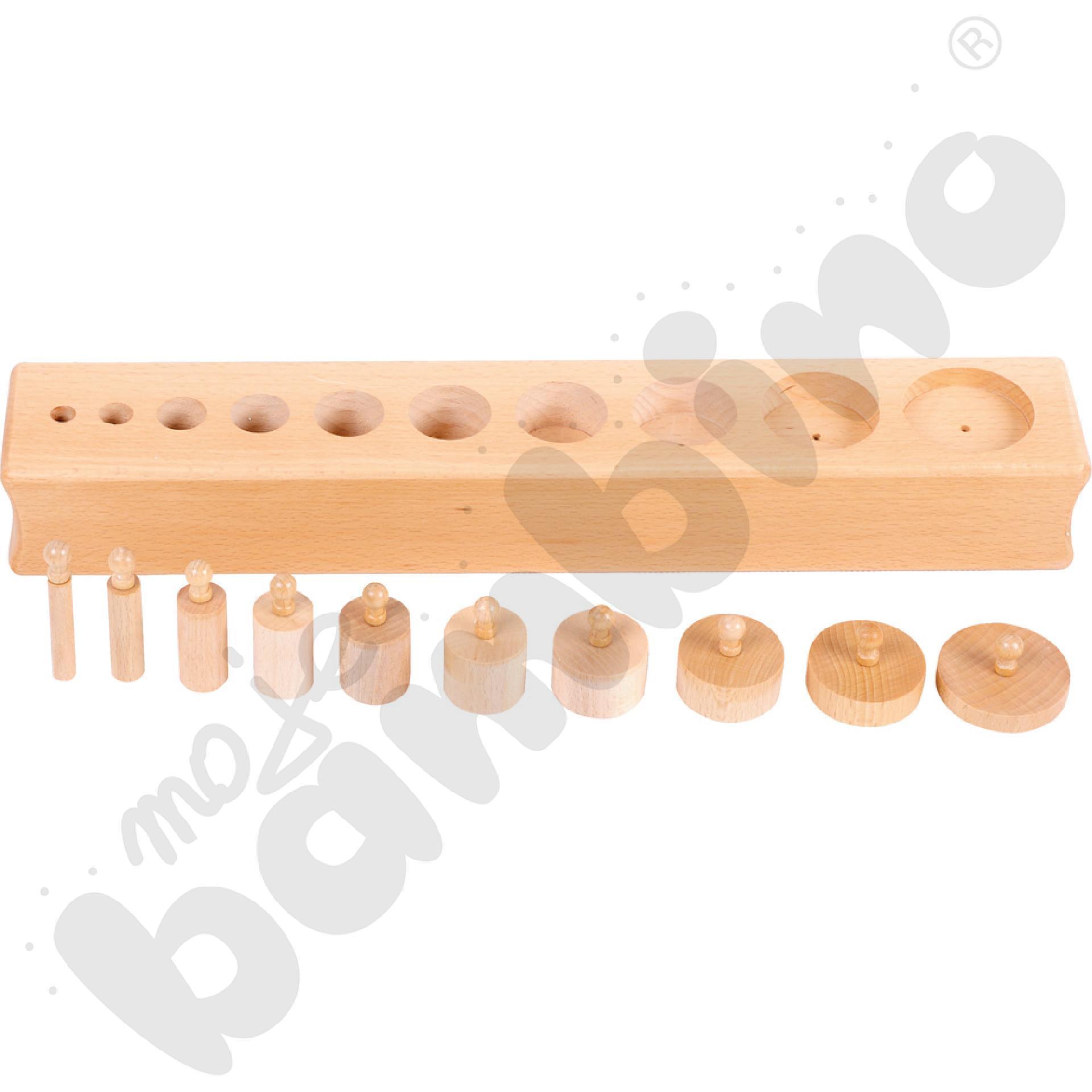 Blok z cylindrami 3