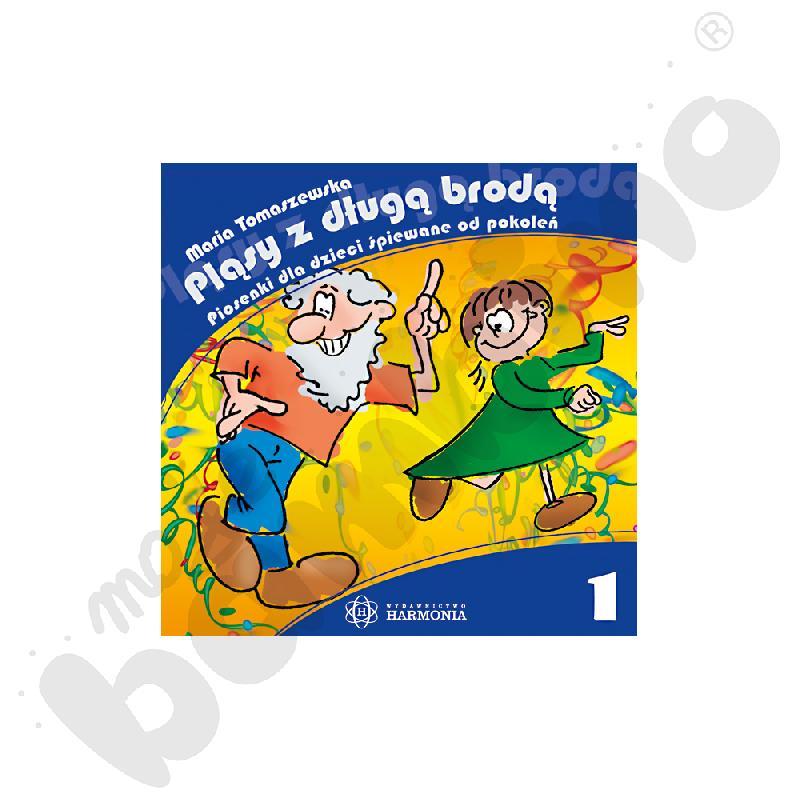 Pląsy z długą brodą – Piosenki dla dzieci śpiewane od pokoleń – Płyty CD