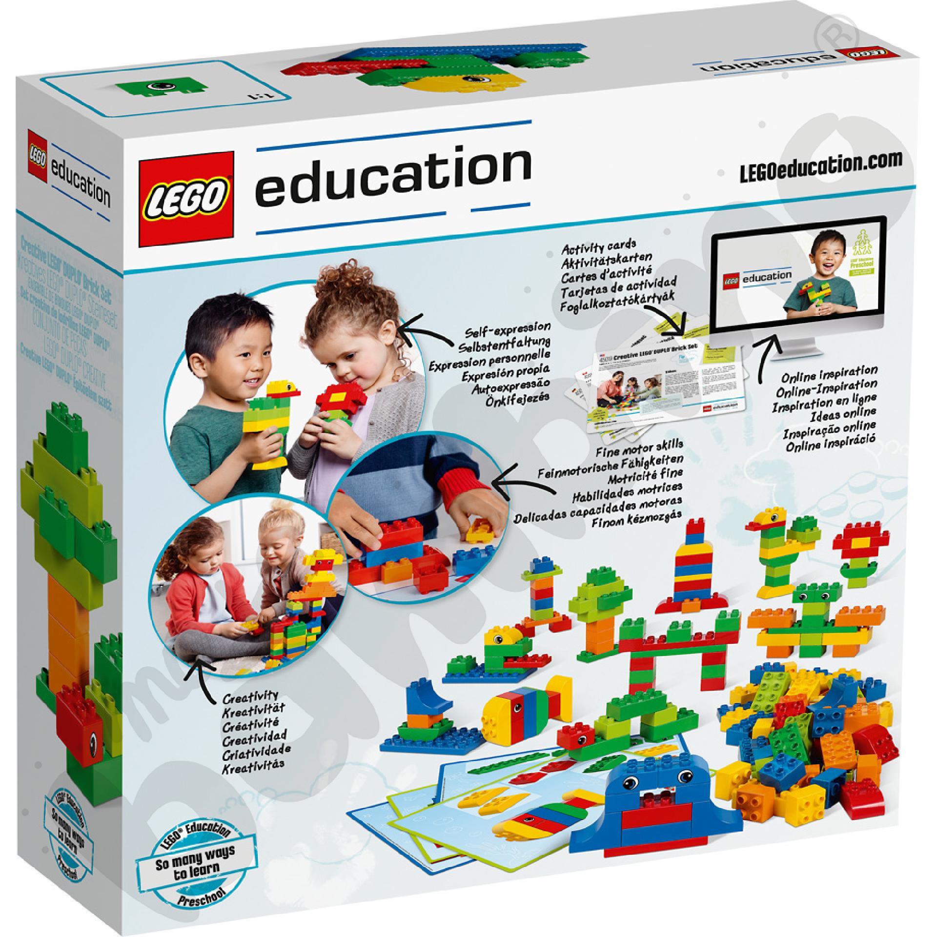 LEGO® DUPLO® Zestaw Kreatywny