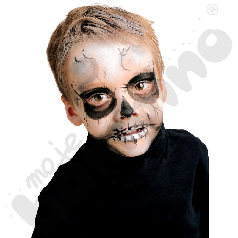 Farba do twarzy Grim Tout - czarna