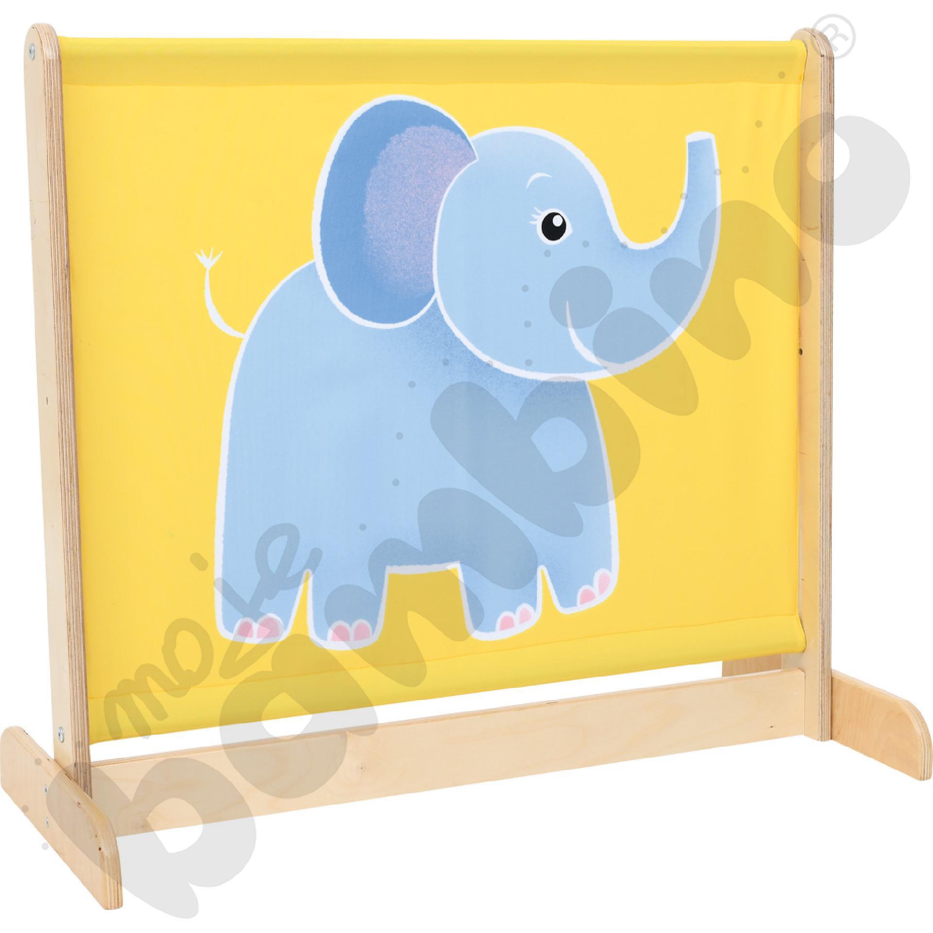Parawan mały Słoń