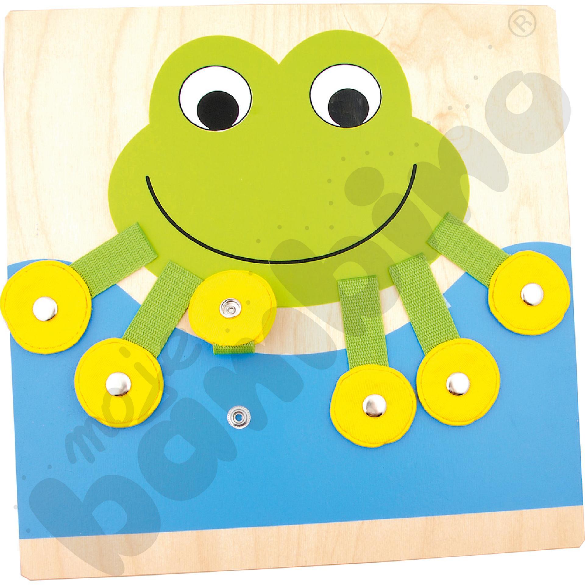 Manipulacyjna żabka