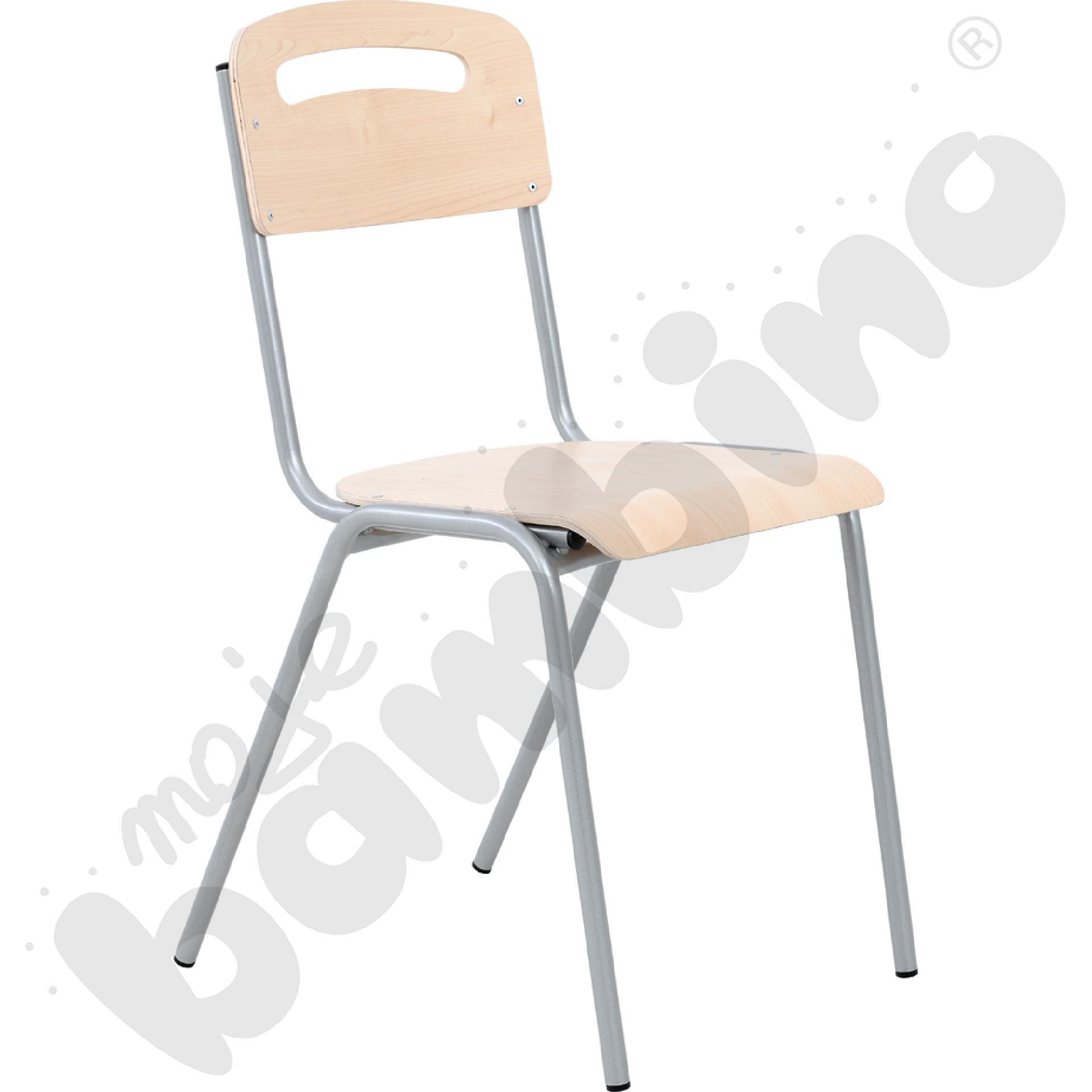 Krzesło H klonowe rozm. 6,...