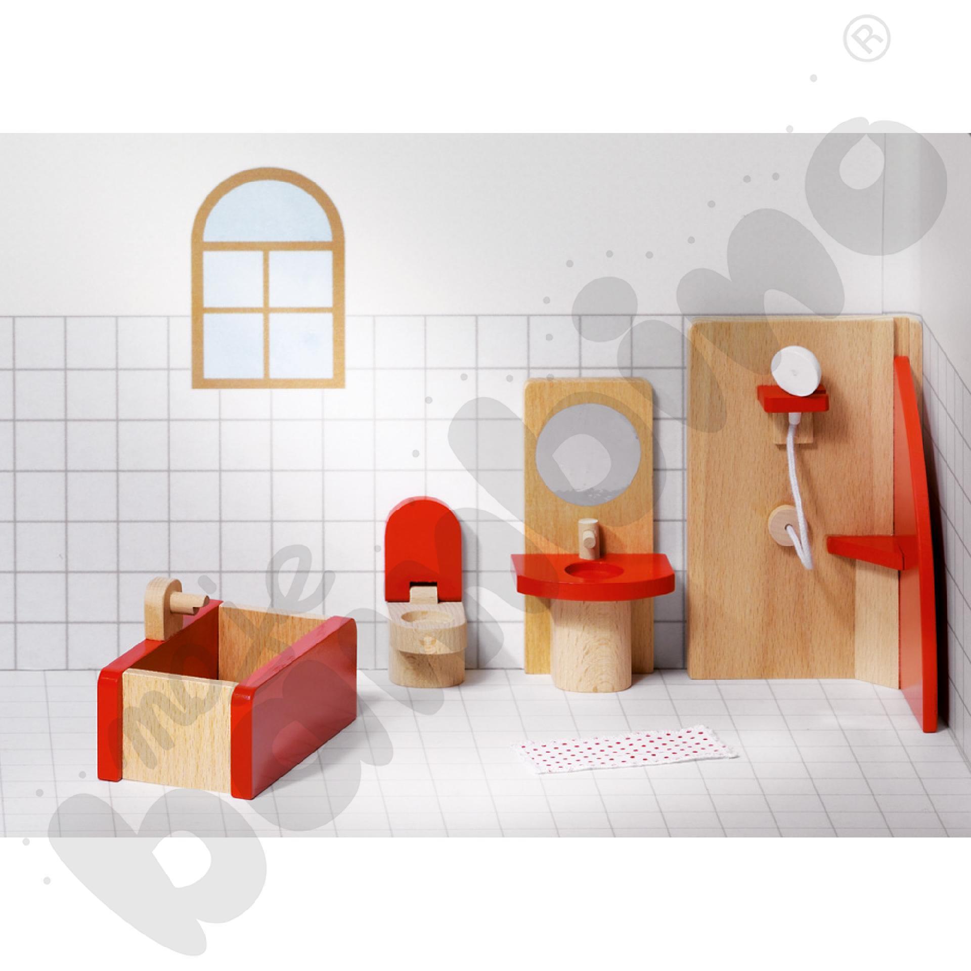 Zestaw mebli do łazienki