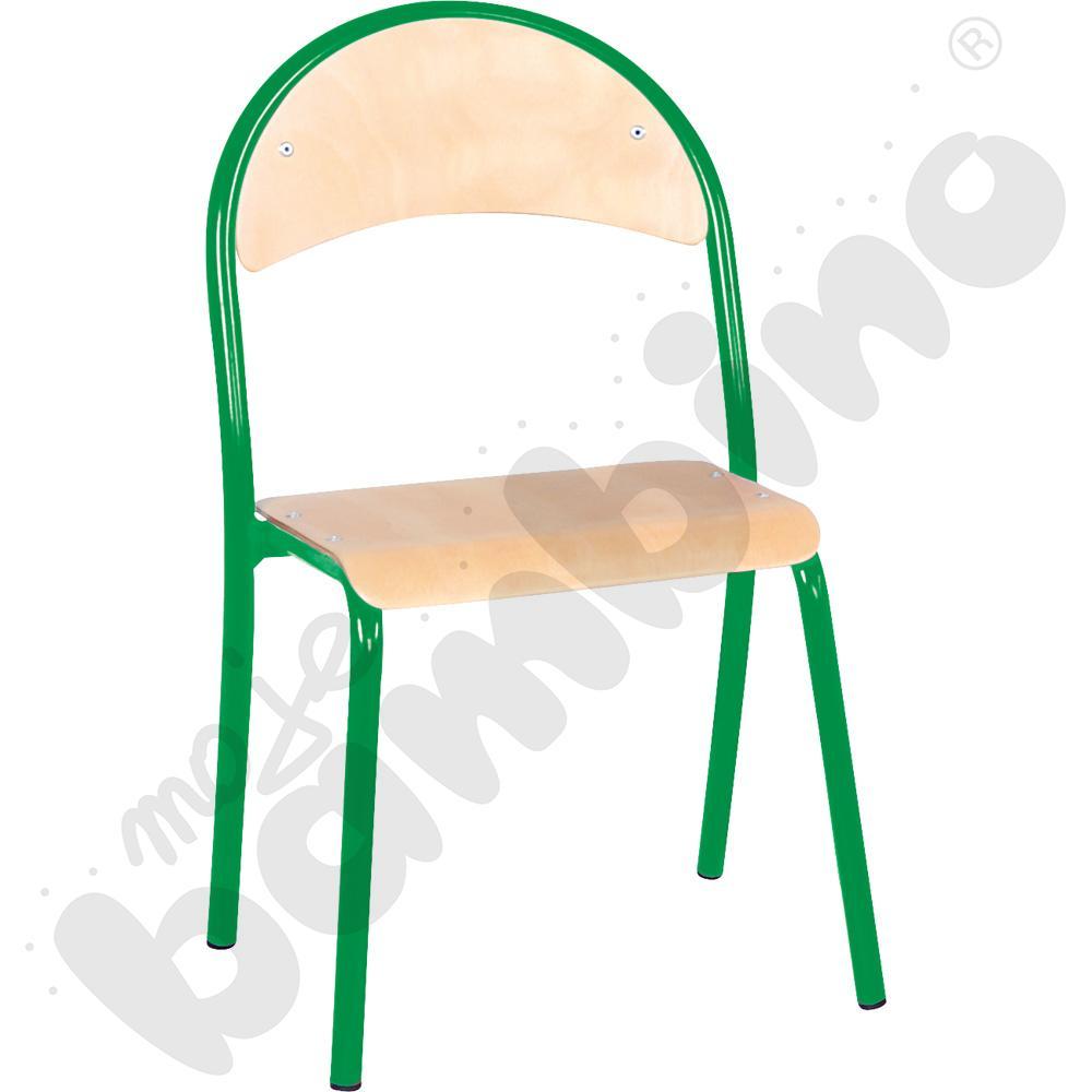 Krzesło P rozm. 2 zielone