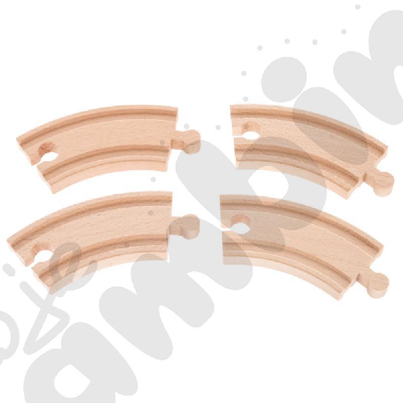 Drewniane tory - uzupełnienie 6