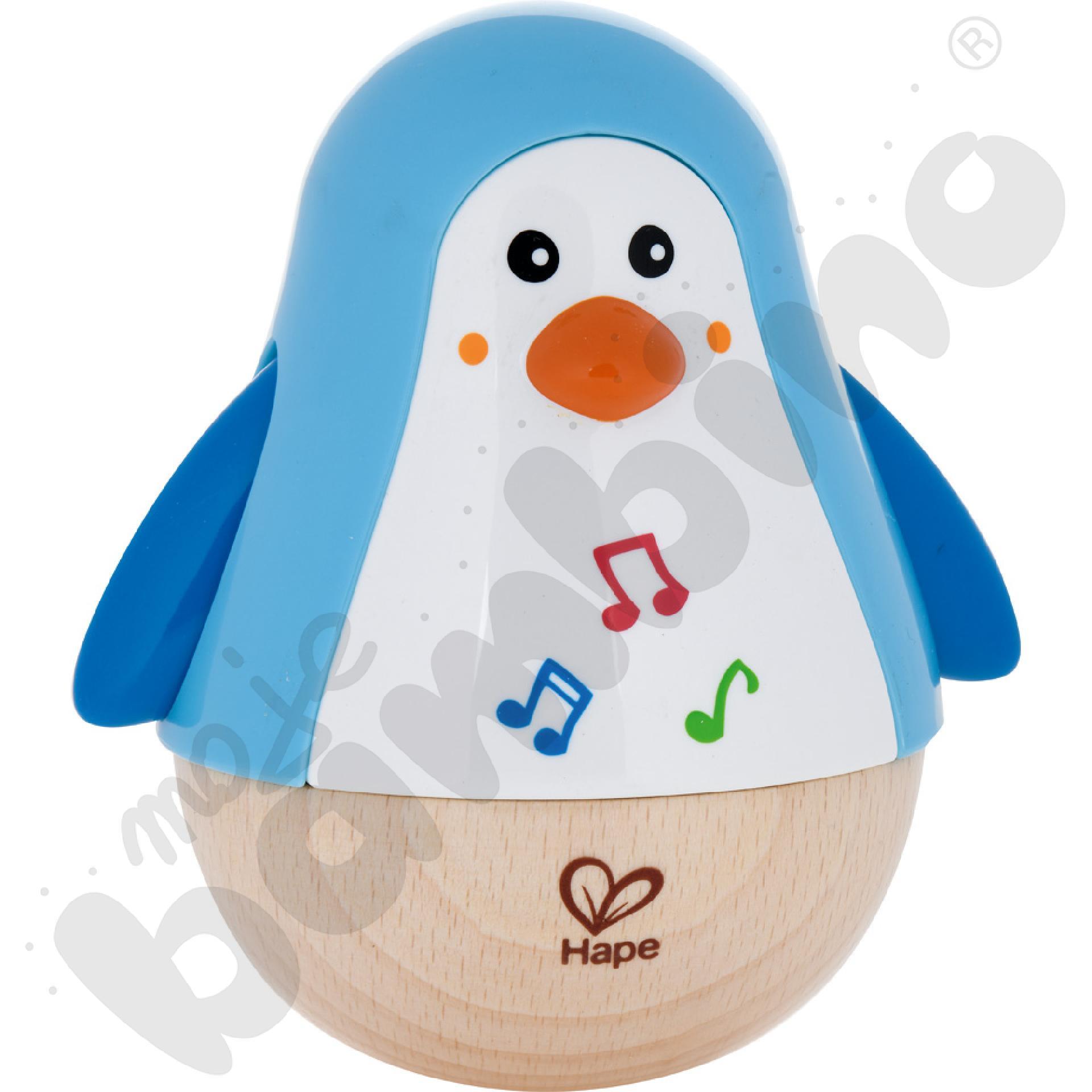 Pingwin kiwaczekaaa