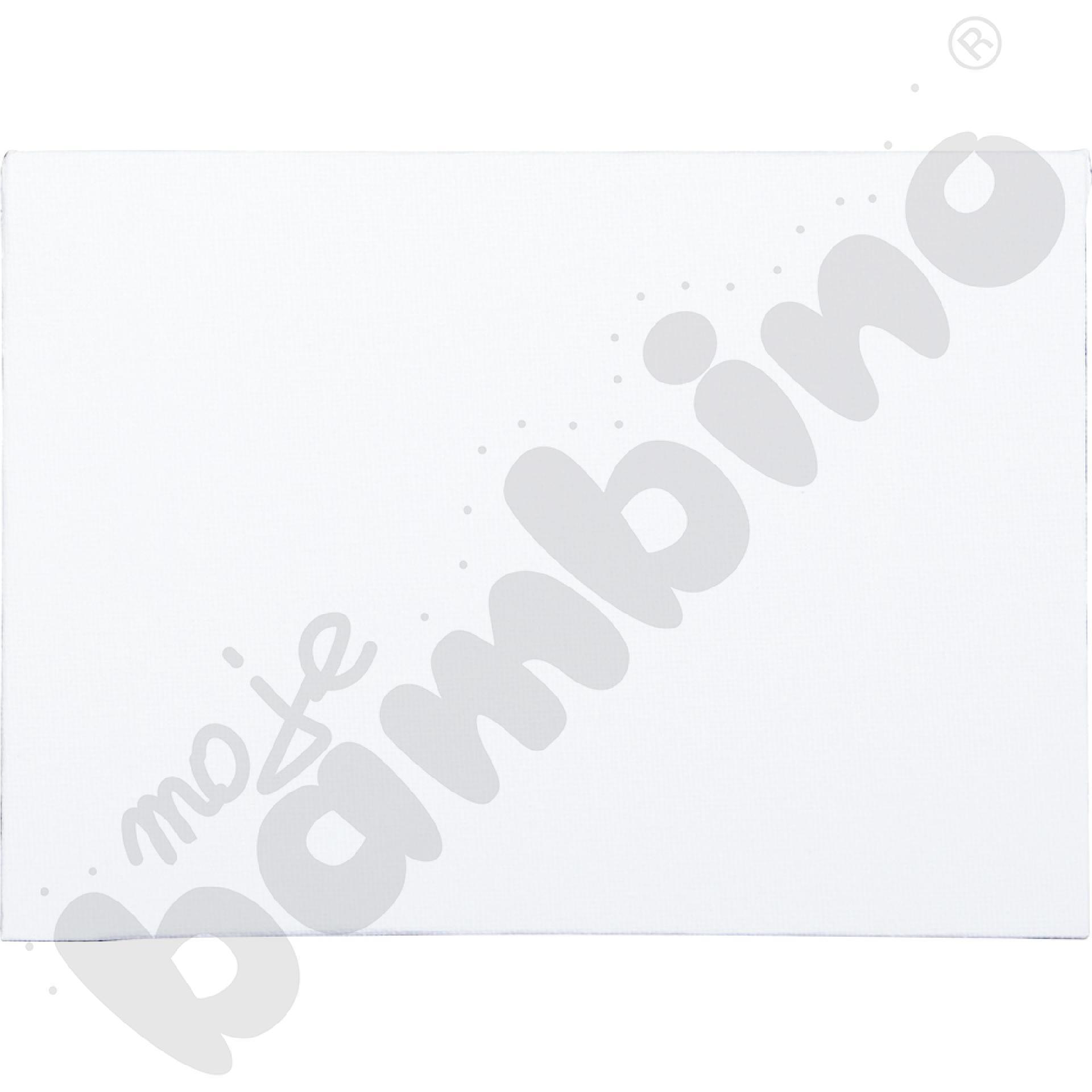Blejtram biały 13 x 18 cm