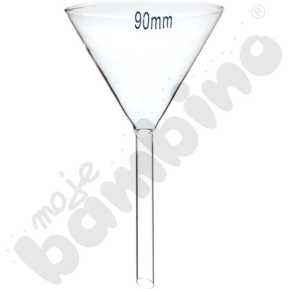 Lejek szklany śr. 90 mm