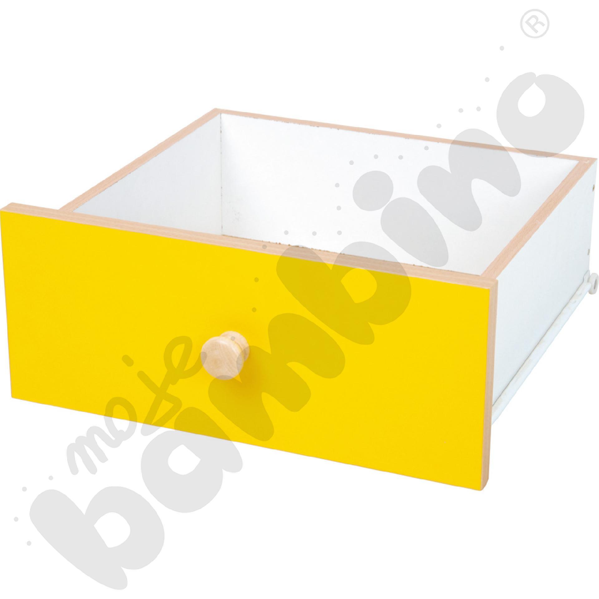 Szuflada żółta
