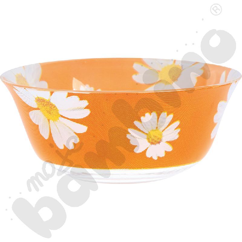 Salaterka Paquerette pomarańczowa
