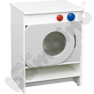 Kuchenka Quadro - pralka, w białej skrzyni