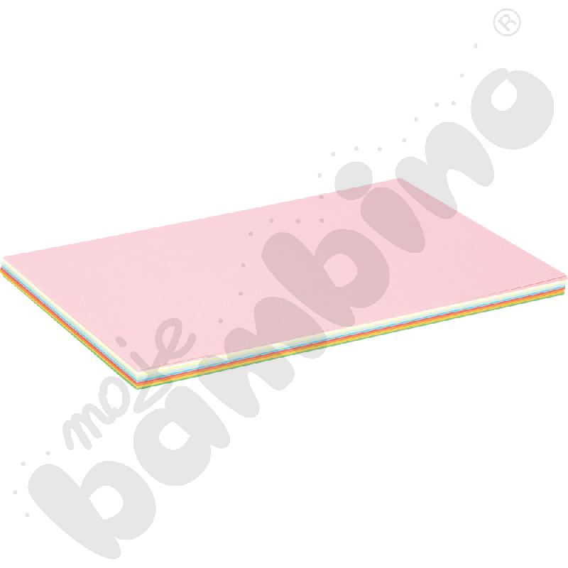 Zestaw papierów mix kolorów