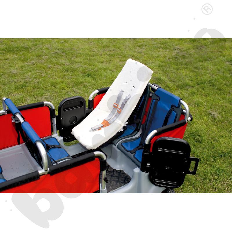 Fotelik dla niemowlaka do wózka 4- i 6-osobowego