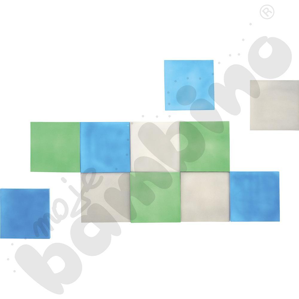 Zestaw kwadratów wyciszających 5