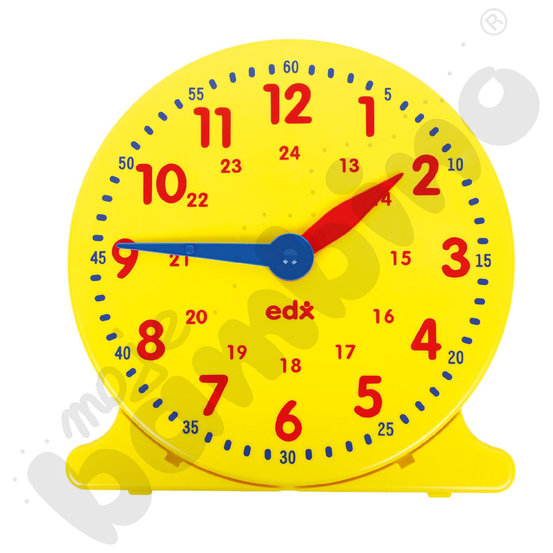 Zegar nauka czasu 24h