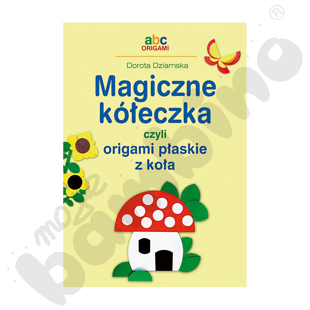Magiczne kółeczka, czyli origami płaskie z koła