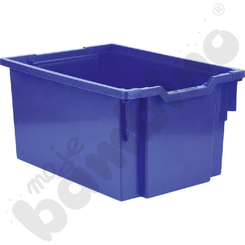 Pojemnik duży 3 - niebieski