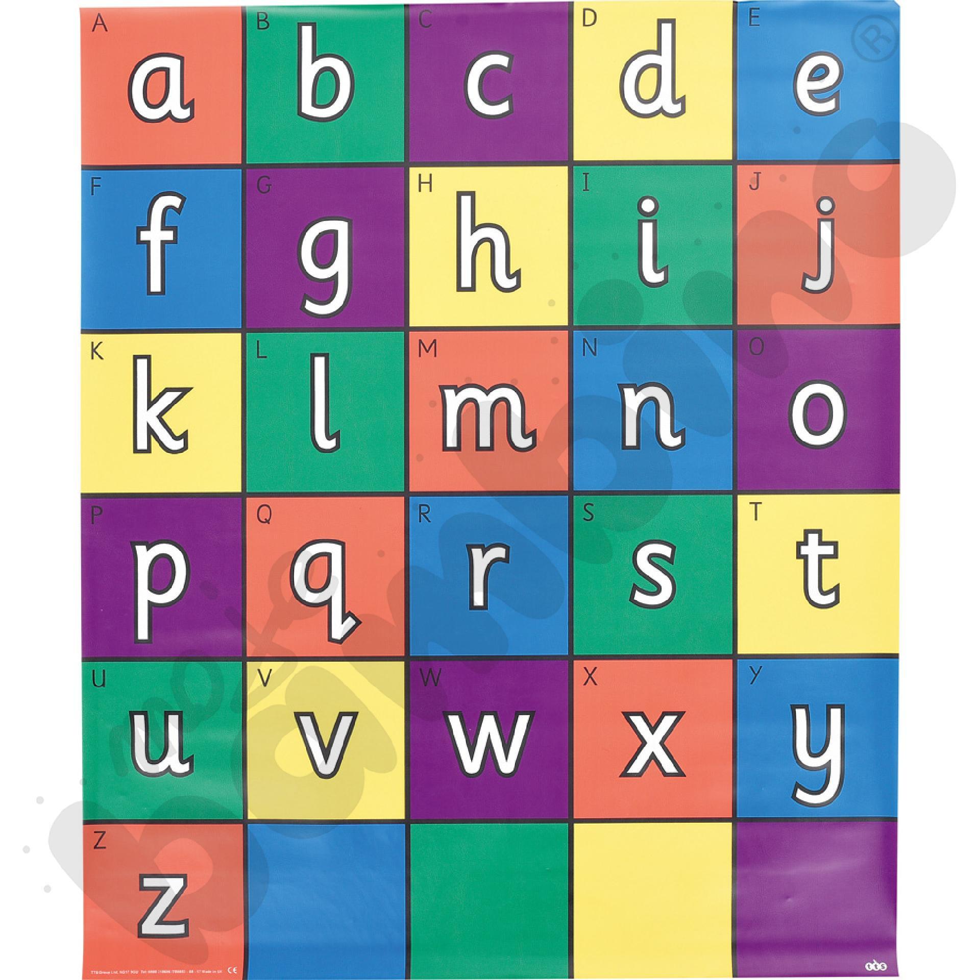 Mata Alfabet do kodowania