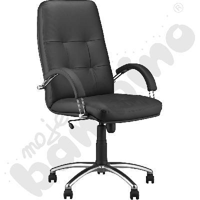 Krzesło Zenit czarne