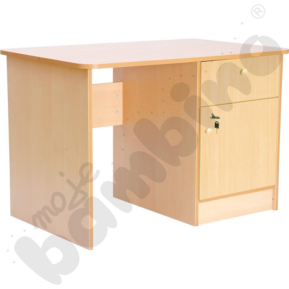 Bajkowe biurko - brzoza