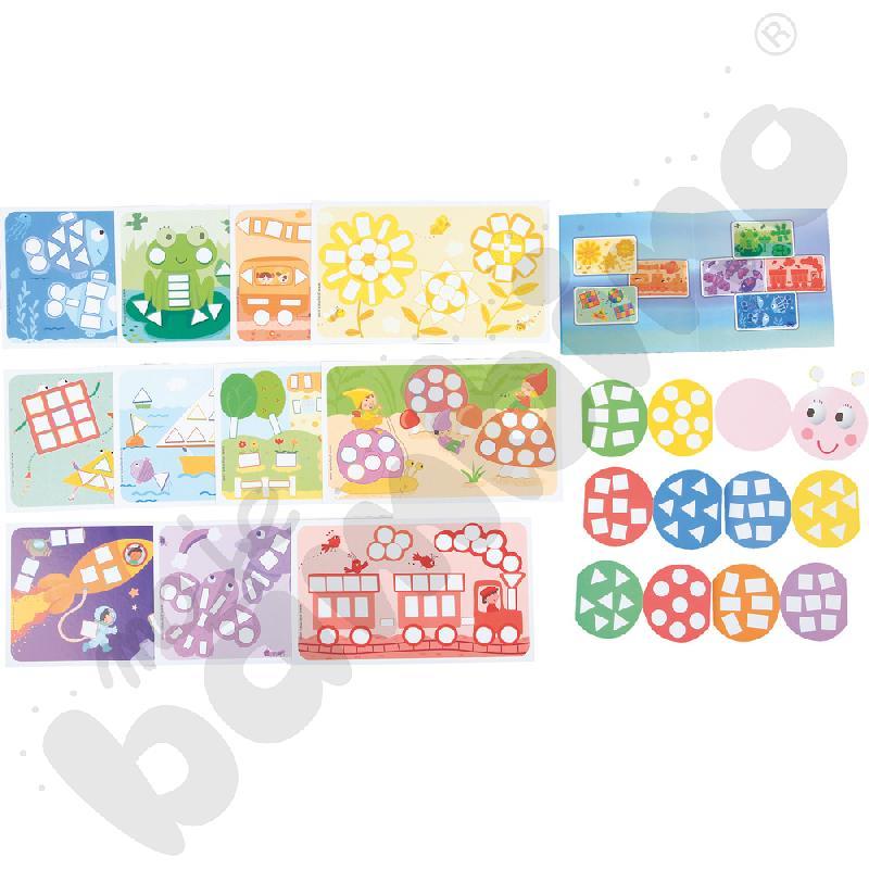 PlayMais - Kolory i kształty