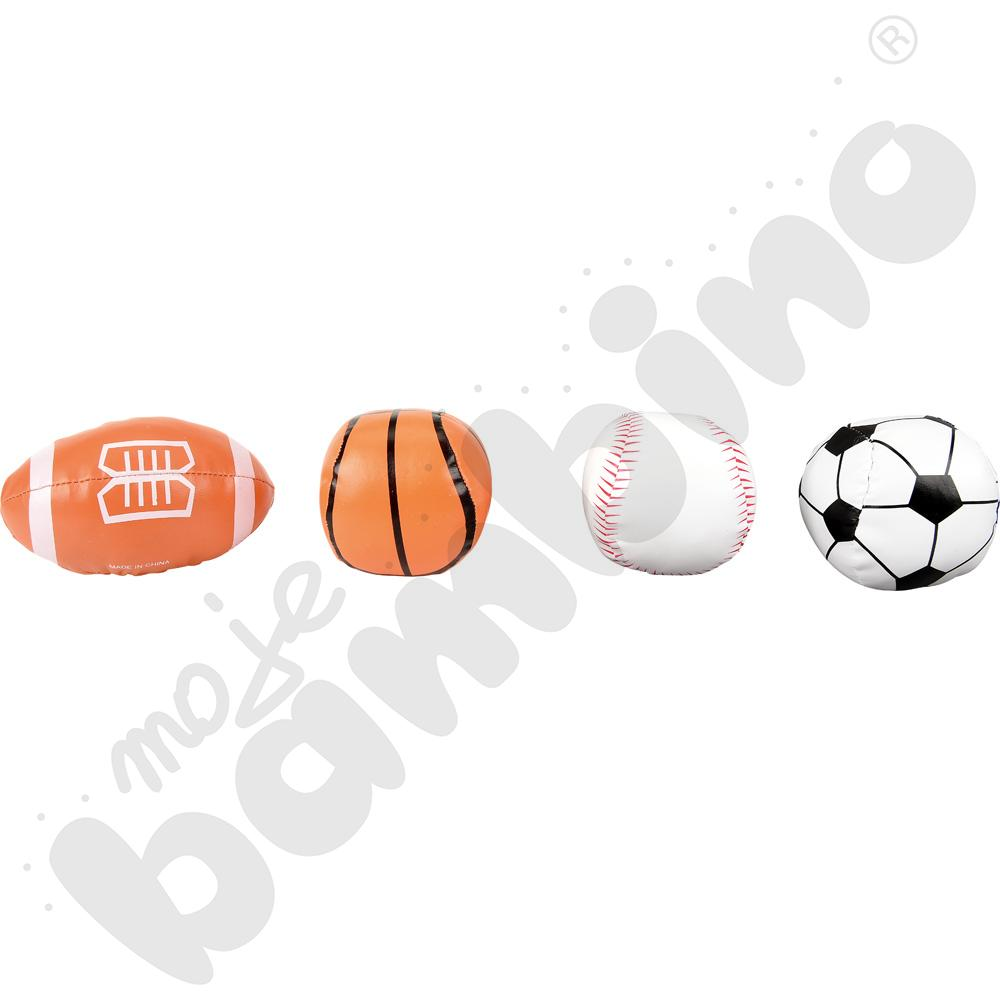 Sportowa miękka piłeczka