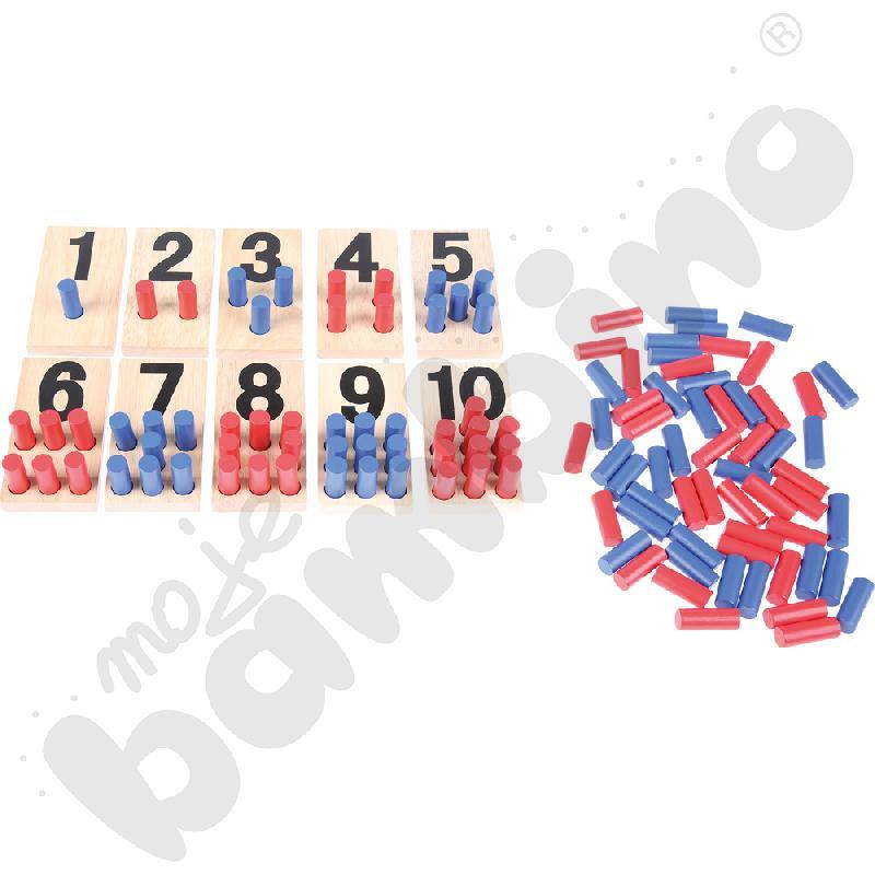 Kołeczki i liczby