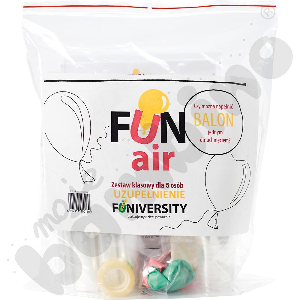 Fun air - zestaw uzupełniający