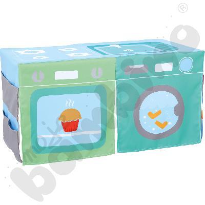 Quadro - kącik kuchenny - nakrycie na szafkę