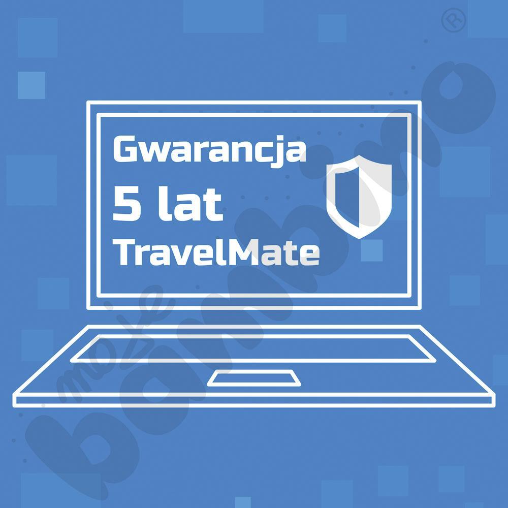 Gwarancja 5 lat - TravelMate