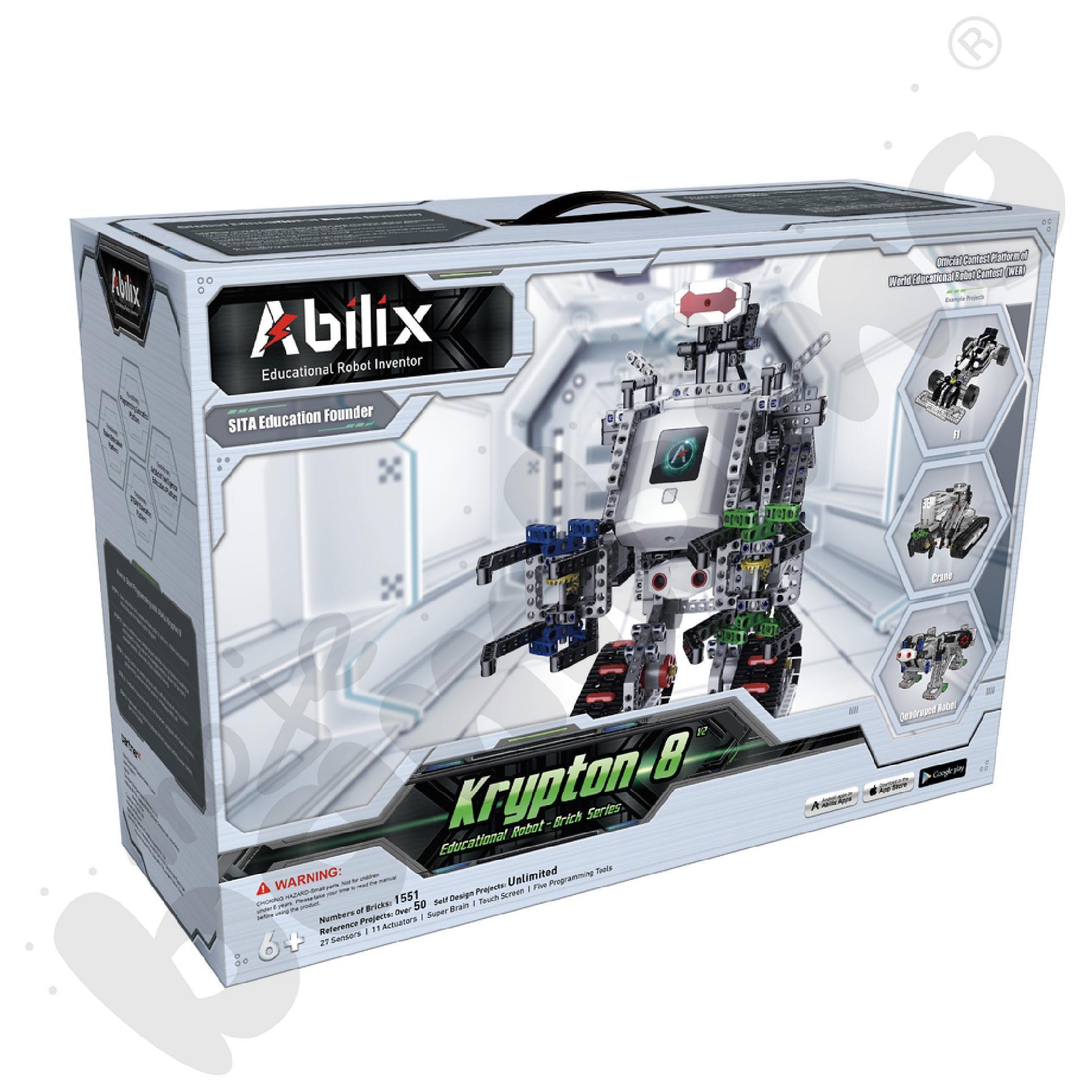 Robot Abilix Krypton 8