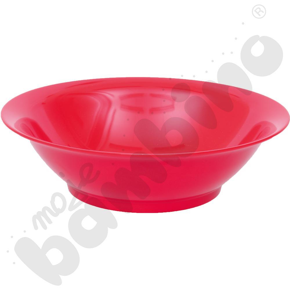 Miska 16,5 cm - czerwona